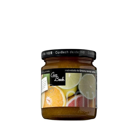 Gbech - Marmelade Zitrone, Orange und Grapefruit 285g