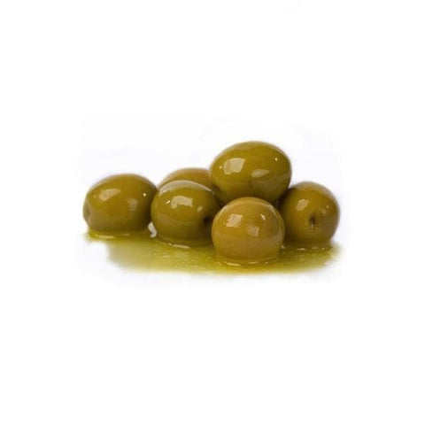 Aceitunas Chicón - Manzanilla Olives with anchovy flavour - with pits 8kg
