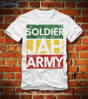 Soldier Of Jah Army T-Shirt