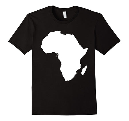 AFRICA short sleeved T-shirt - AFRICAN PRIDE MOTHERLAND BLACK POWER  SHIRT