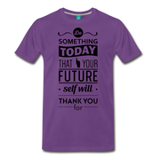 Do Something Today - purple