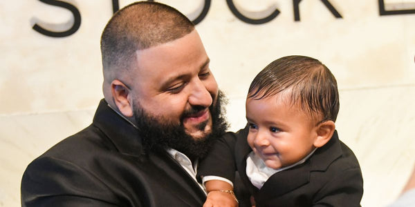 DJ Khaled Buy His Son Asahd A $34,000 Diamond Rolex