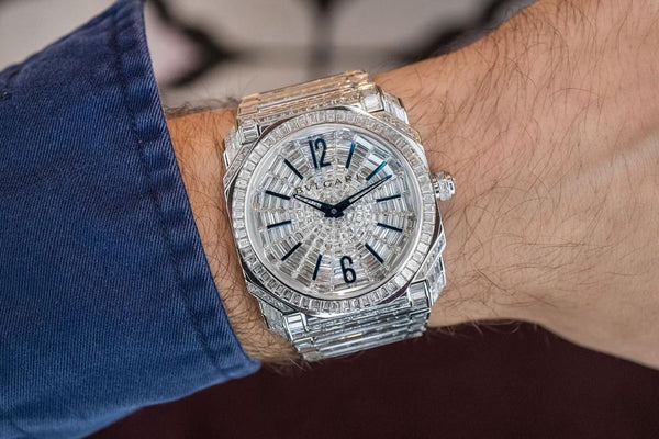 The $1M Bulgari Watch
