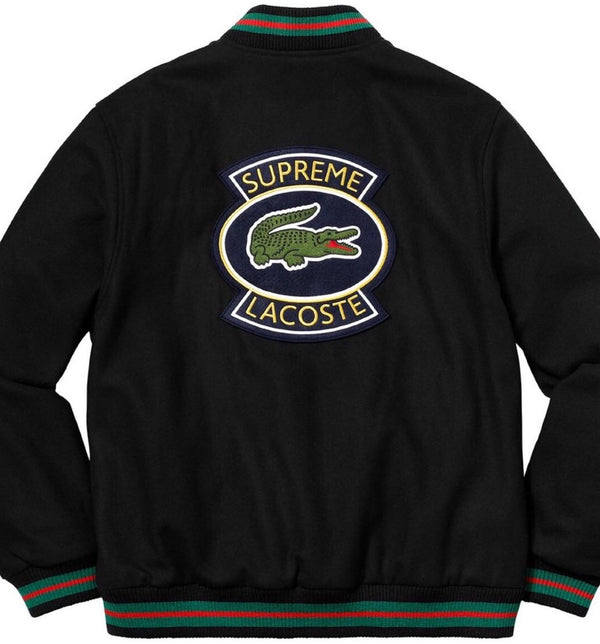 Supreme X Lacoste Has Landed