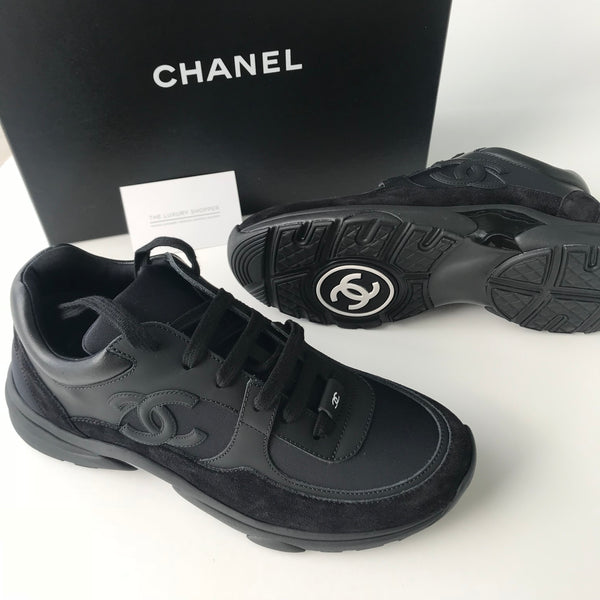 Chanel SS18 Sneakers