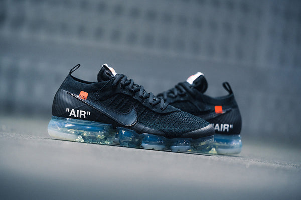 A New Off White x Nike Air VaporMax Is Coming.