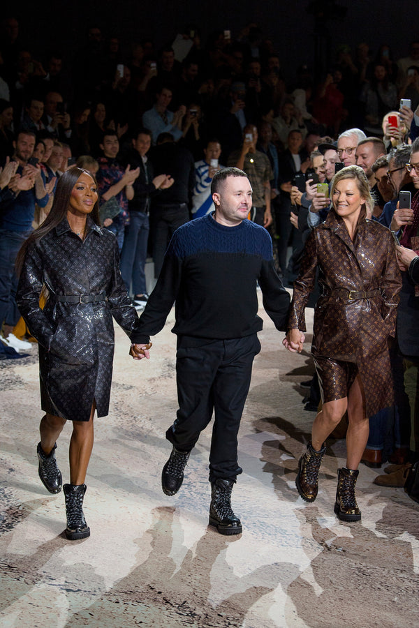 Is Kim Jones heading to Versace?