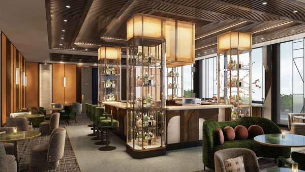 Nobu Hotel on Portman Square Opens This Spring