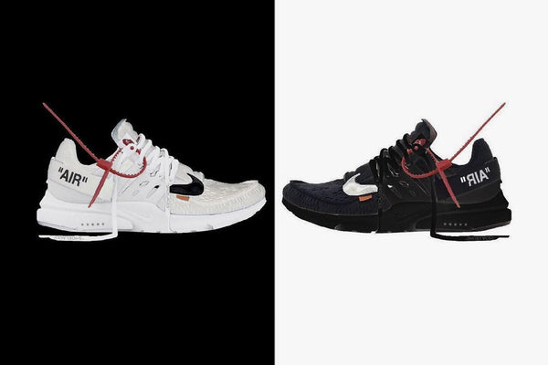 2 New Nike x OFF WHITE Presto Colourways Circulate Online