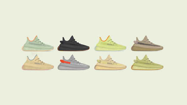 YEEZY BOOST V2 RELEASES FOR SPRING 2020