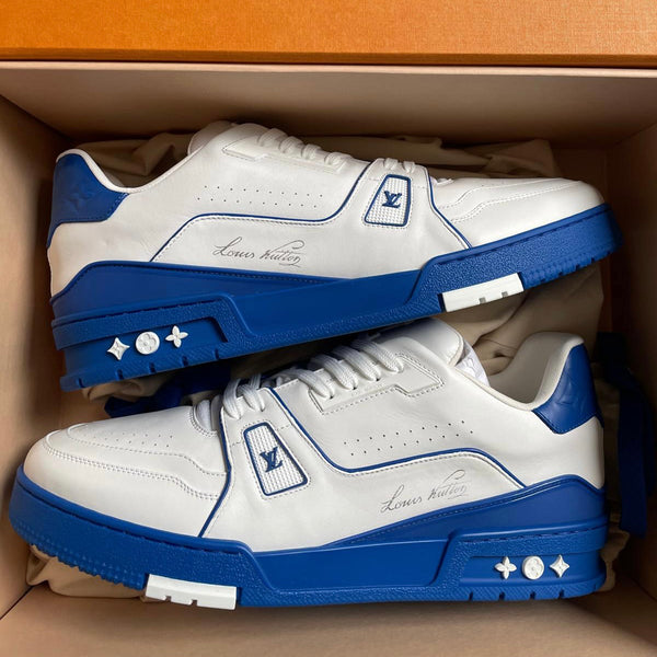 Louis Vuitton LV Trainers (Blue)