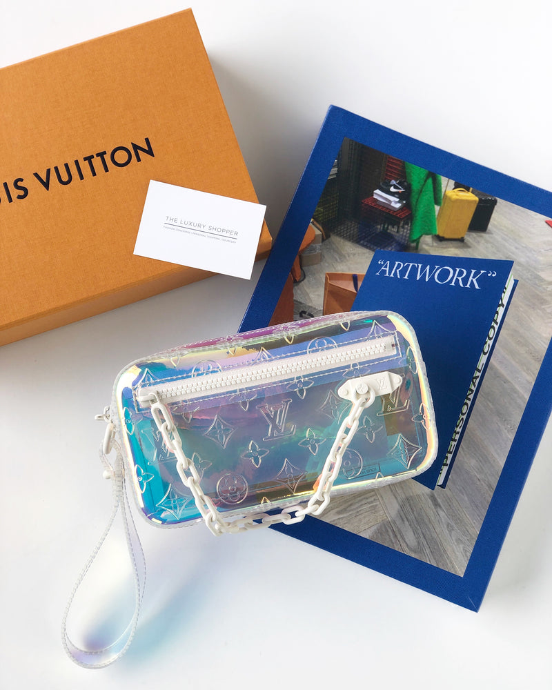 Louis Vuitton Prism Volga