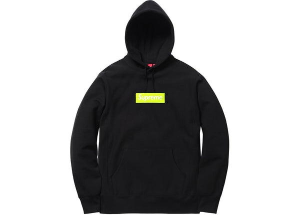 Box Logo Hooded Sweatshirt FW17