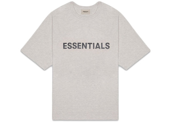 Fear Of God ESSENTIALS T-Shirt Light Grey