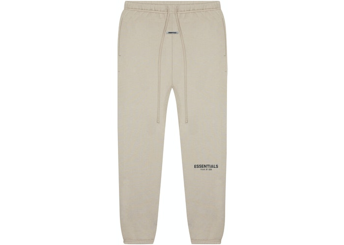 Fear Of God ESSENTIALS Sweatpants String / Tan