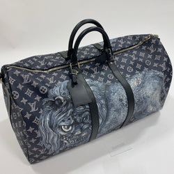 Louis Vuitton x Chapman Brothers Keepall 55