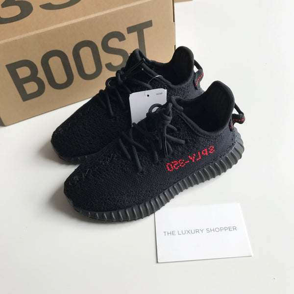 Yeezy Boost 350 V2 Bred Infant