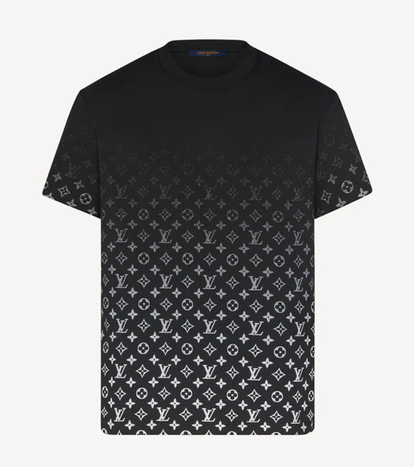 Louis Vuitton Monogram Gradient T Shirt Black
