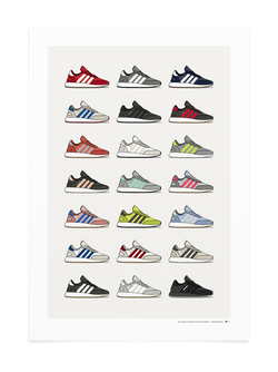 Iniki Collection Print