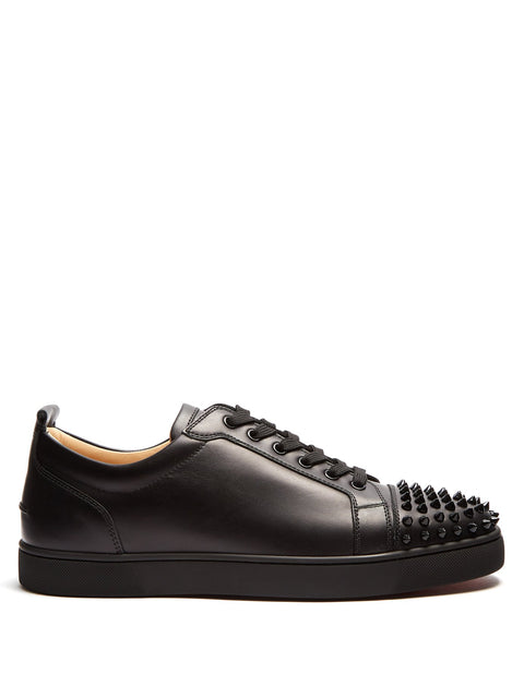Louis Junior Spikes Leather