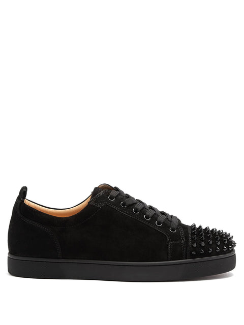 Louis Junior Suede Spikes
