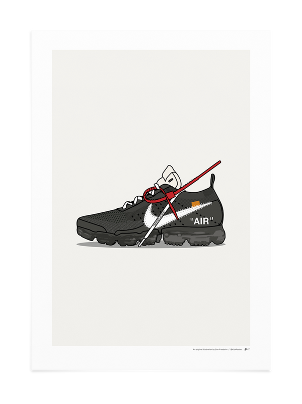 Off-White Vapormax Print