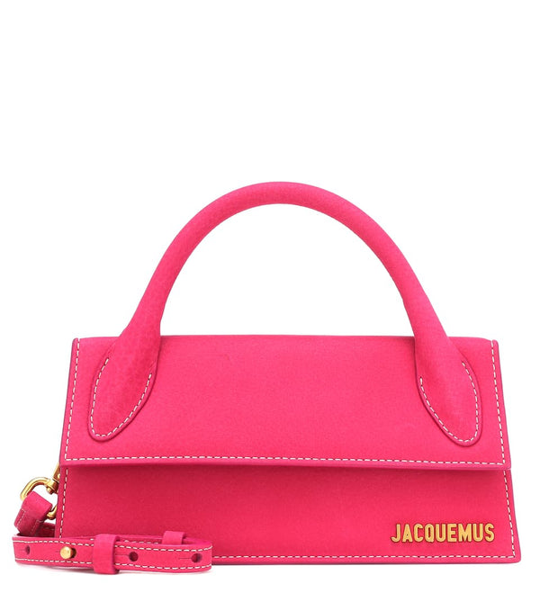 Jacquemus Le Chiquito Long Shoulder Bag - Pink