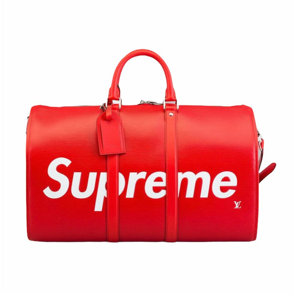 Louis Vuitton x Supreme Keepall 45