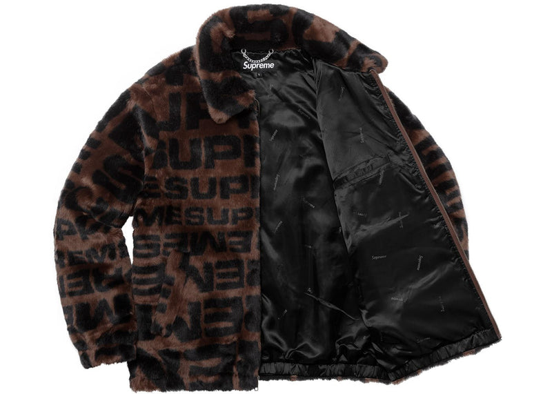 Faux Fur Repeater Bomber