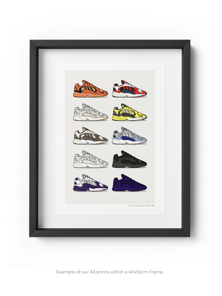 Yung-1 Collection Print