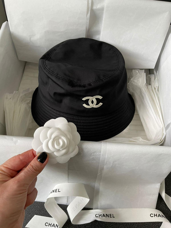 Chanel CC Bucket Hat