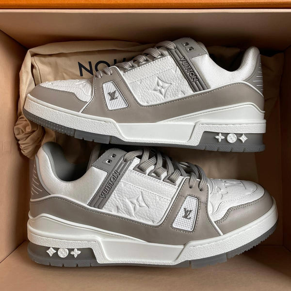 Louis Vuitton LV Trainers (Grey)