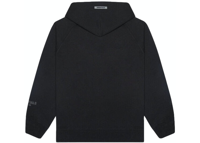 Fear Of God ESSENTIALS Hoodie Black
