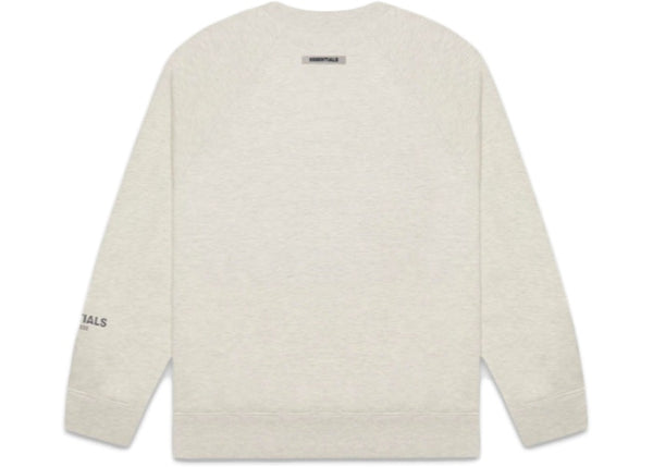 Fear Of God ESSENTIALS Crew Neck Light Grey
