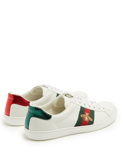 Ace Bee Embroidered Sneakers