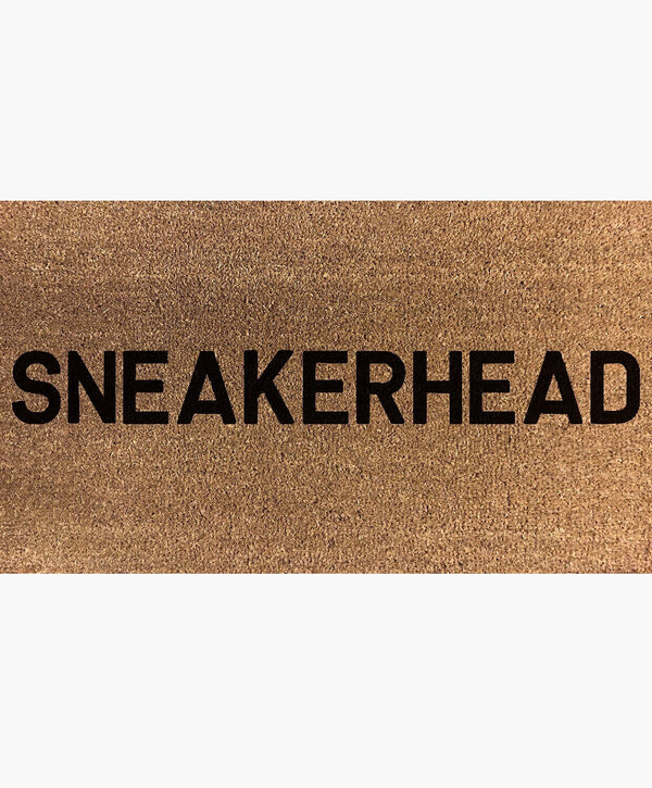 Sneakerhead Doormat