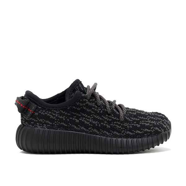 Yeezy Boost 350 Pirate Black Infant