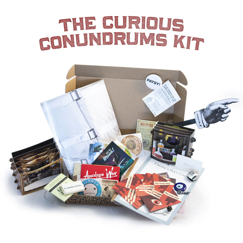 The Curious Conundrums Kit