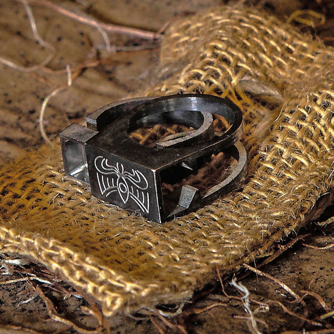 The Cthulhu Cult Ring - Mysterious Package Company