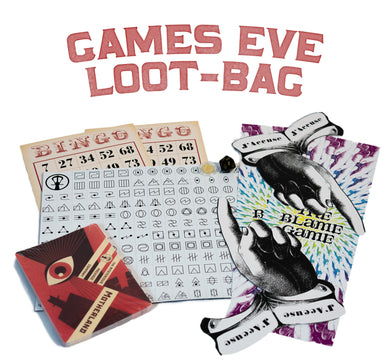 Games Eve Loot-bag