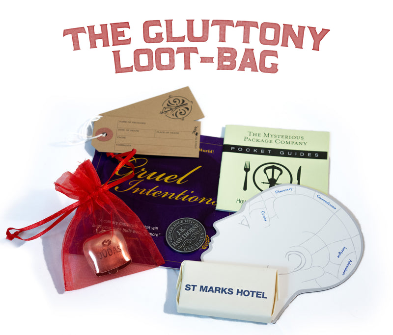 The Gluttony Loot-bag