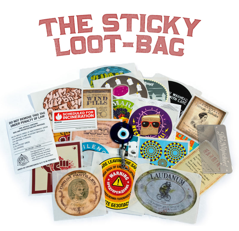 The Sticky Loot-bag