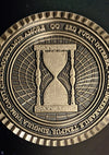 Challenge Coin - Tempus Fugit - Mysterious Package Company