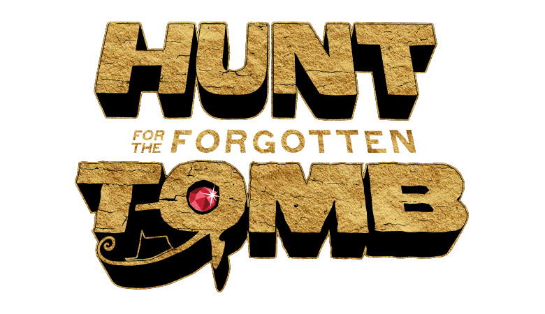 Hunt for the Forgotten Tomb - Mysterious Package Company