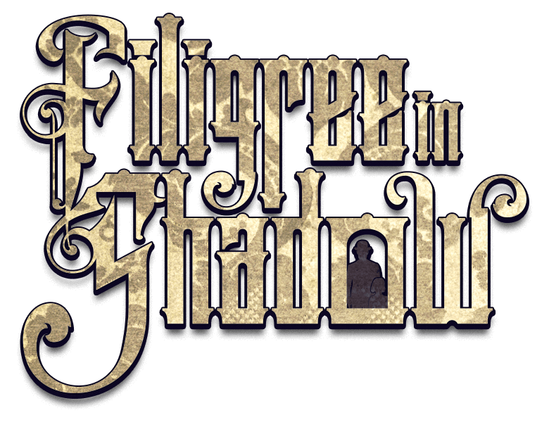 Filigree in Shadow - Mysterious Package Company