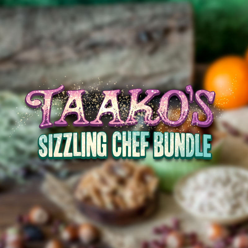 Taako's Sizzling Chef Bundle