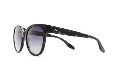 Astrid Sunglasses Polarized Purple Lenses