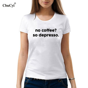 No Coffee? So Depresso *FREE SHIPPING*