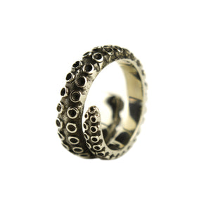Tentacle Wrap Ring - Adjustable *FREE SHIPPING*