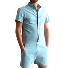 Mens Romper. Does your brother, boyfriend or uncle need a gag gift?!
